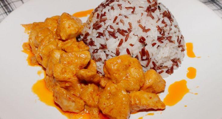 Gyors csirke curry recept | APRÓSÉF.HU - receptek képekkel