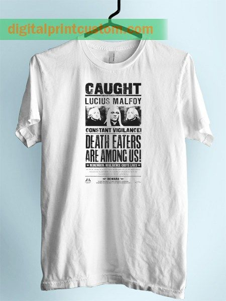 Harry Potter Lucius Malfoy Unisex Adult Tshirt