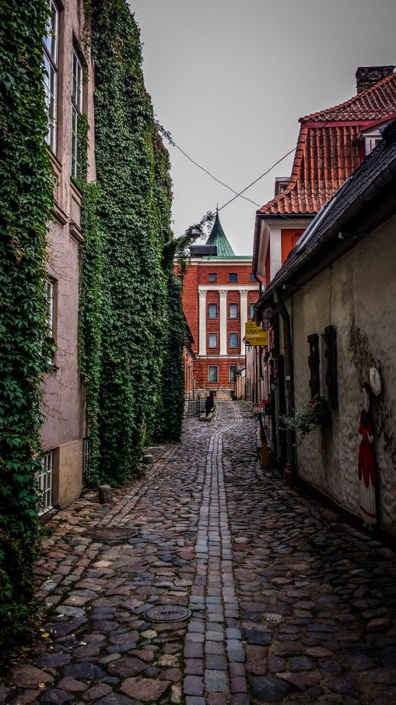 Trokšņu iela #Riga #Latvia #city