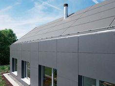 Faserzement-Dachplatte INTEGRAL PLAN by SWISSPEARL Italia