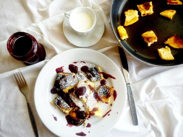NY muffin : Omelette / Omlet cesarski