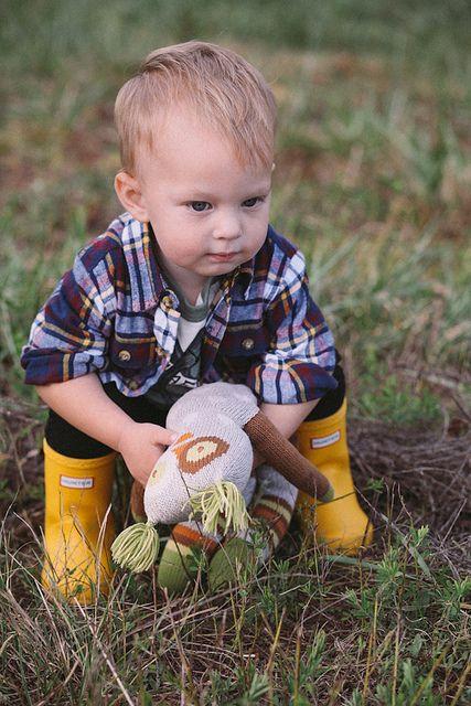 Those boots! So cute!