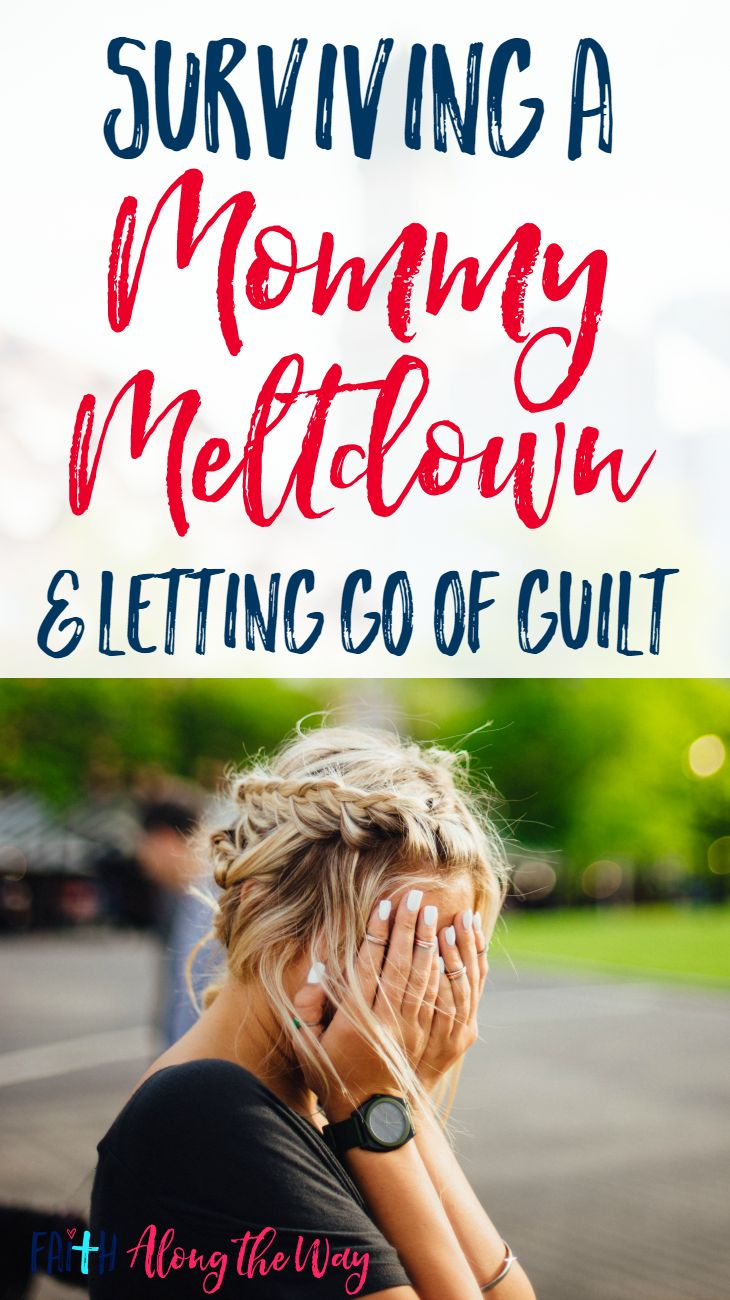 single parent dating guilt