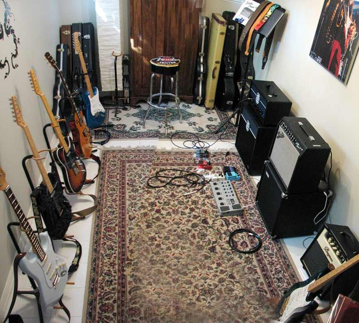 Man cave - post your guitar rooms - Page 9 - Harmony Central