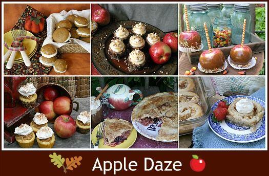 Apple Daze Recipes
