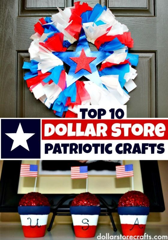 dollar store crafts for kids top 10 patriotic crafts for to make crafts 10 12124
