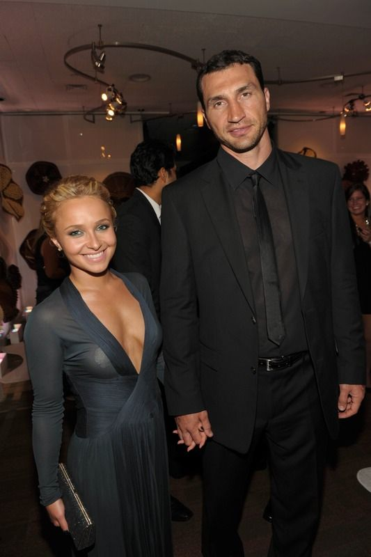 How Did Hayden Panettiere & Wladimir Klitschko Meet? Turns Out Hayden Is A Pick-Up Artist