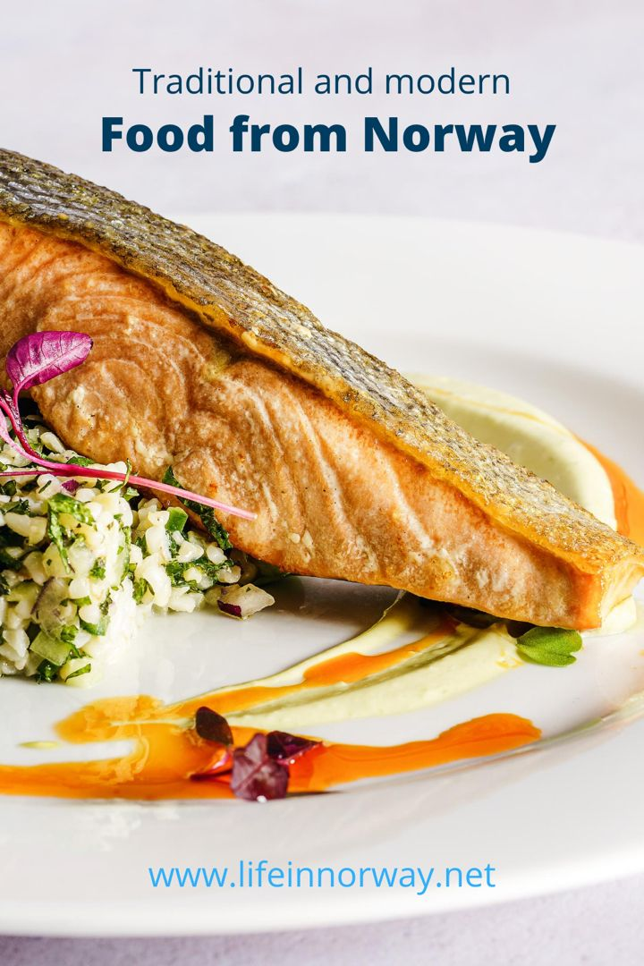 Norwegian Food Drink Life In Norway In 2020 Food Salmon Recipes Baked Salmon