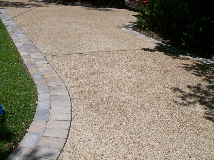 15 best Merner House - Driveway finishes images on Pinterest ...