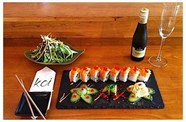 Koi #Sushi Bar #Voula #AthensCoast #Athens #Greece