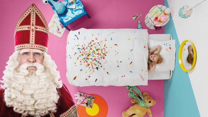 15x het leukste kinderbeddengoed voor Sinterklaas!