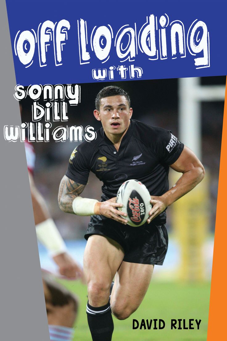 Off Loading with Sonny Bill Williams is the incredible story of how a determined and humble young man became a champion in three different sports  . . . and one of the most sought after athletes in the world!  Learn how Sonny did it and how you can achieve your dreams through hard work too. See if it is available: http://www.library.cbhs.school.nz/oliver/libraryHome.do