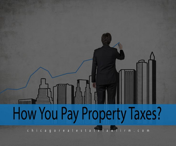 How You Pay Property Taxes? Know more about Tax.   Property taxes in the state of Illinois are billed the following year of the tax period.
