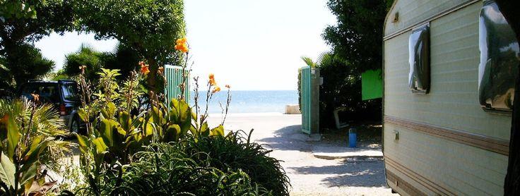 Camping & Bungalows Estanyet. Les Cases d'Alcanar - Tarragona - Costa Daurada - Catalunya - Spain