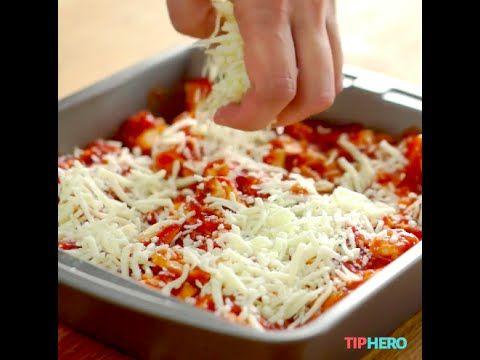 Chicken Parmesan Bake   TipHero