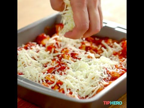 how to make pasta bake with bread crumbs