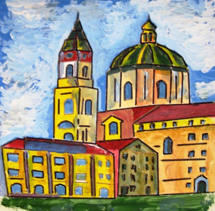 Sv.Mikuláš Praha,  Burjan