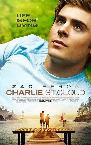 https://flic.kr/p/827Tb4 | Charlie St. Cloud movie poster | Charlie St. Cloud movie poster with Zac Efron
