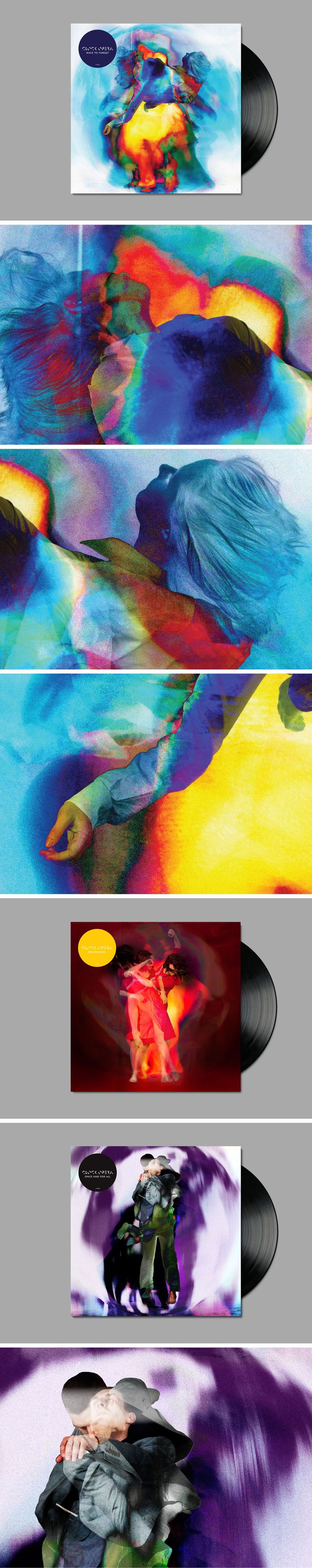 Richard Robinson Design  Client –  Moshi Moshi/Island    Info –  Photography   Mads Perch    Illustration   Richard Robinson