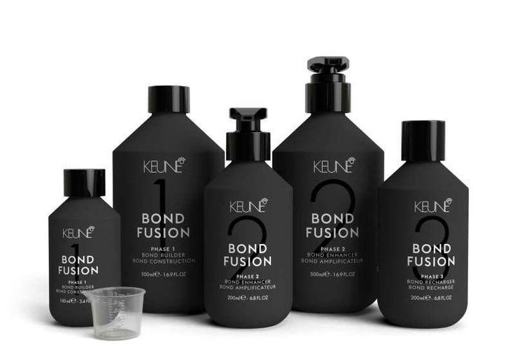 Keune Bond Fusion: Color Without Compromise