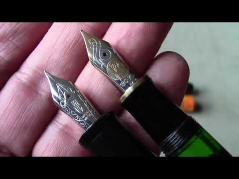 Fountain Pen review Delta DolceVita Federico Hells Bells - YouTube