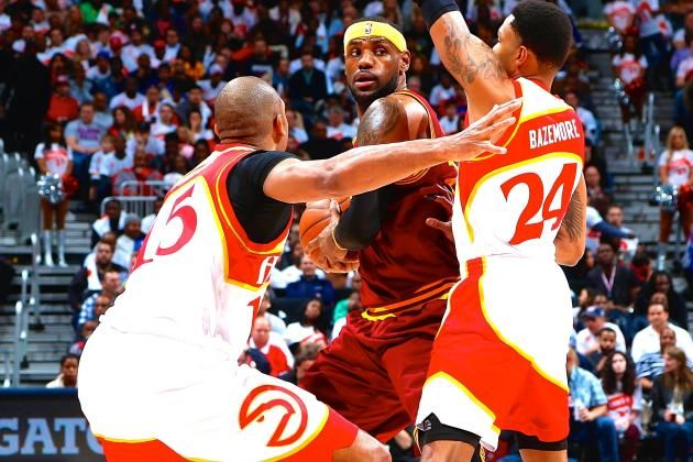 Cleveland Cavaliers vs Atlanta Hawks Live Streaming NBA Playoffs Online   It has become clear that the Cavaliers are more than LeBron James in these playoffs. It has gotten much help from Irving and Kevin Love. But in three regular-season games against the Hawks James and Irving were the driving force with an average of 54.8 points as a duo. The Cavaliers won all three in nearly 10 points per game and the Hawks are essentially the same group that was swept by Cleveland in the Eastern…