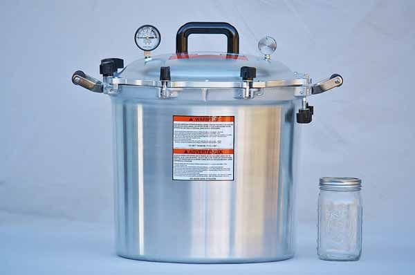 All American Pressure Cooker 41 Quart