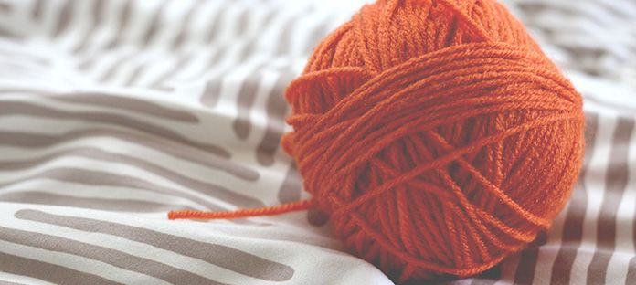 Red Lychee wool is a protein fibre formed in the skin of sheep, and is thus one hundred percent natural.
