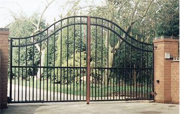 star Iron Gates | Gates, Iron Gates, Wrought Iron Gates, Driveway Gates, Electric Gates ...
