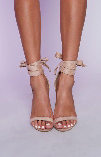 Billini Gwyneth Heels Blush
