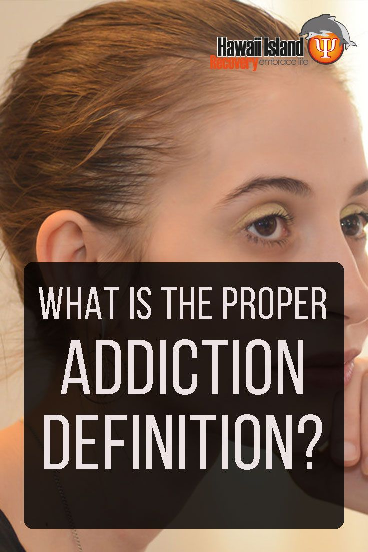 Some people argue that a substance abuse problem is a sign of bad parenting or moral weakness. However, experts beg to differ. In fact, they suggest that it's on par with chronic diseases such as asthma or diabetes. Learn more about the official addiction definition, and find out how it affects your life today #addiction #recovery