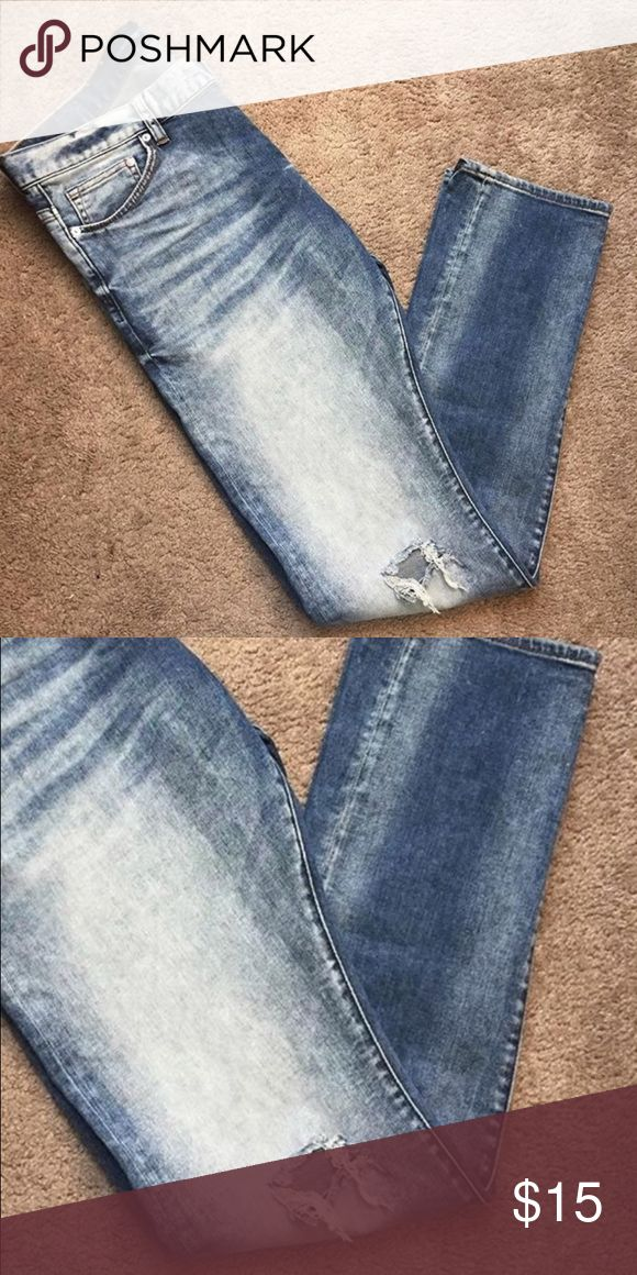 H&m men jean pants 34x36 Worn once 34x36 jeans from h&m H&M Jeans Straight
