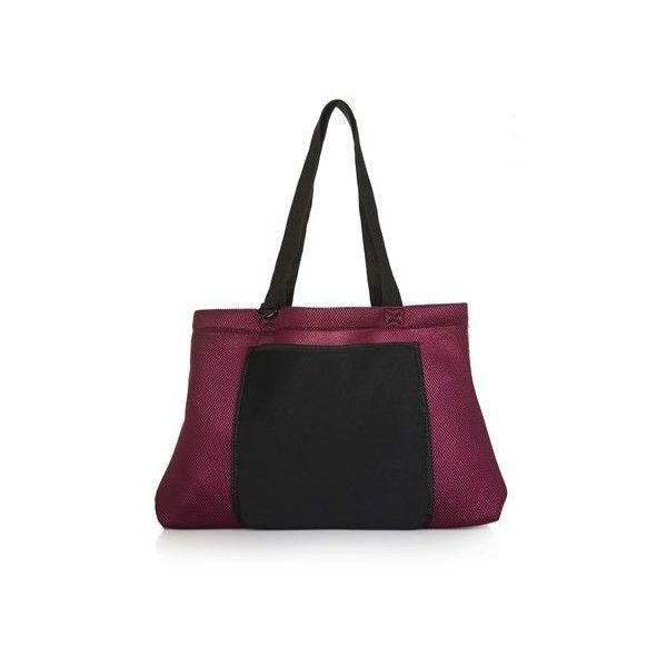 TopShop Mesh Shopper (£16) ❤ liked on Polyvore featuring bags, handbags, tote bags, red, pocket tote bag, mesh shopping bags, shopping tote bags, mesh tote and shopper handbags