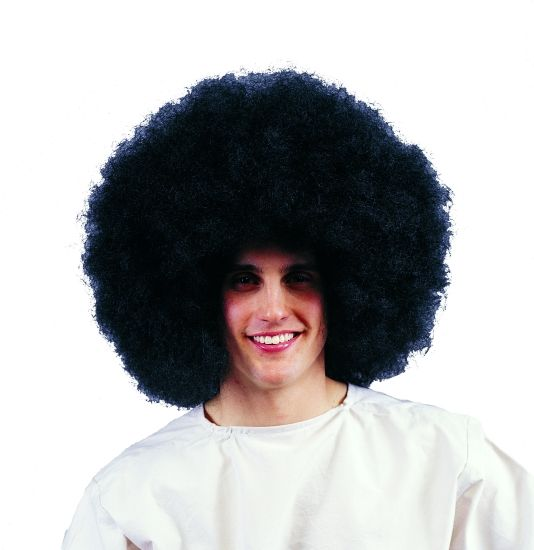 Cool Costume Accessories Jumbo Afro Wig 15'' just added...