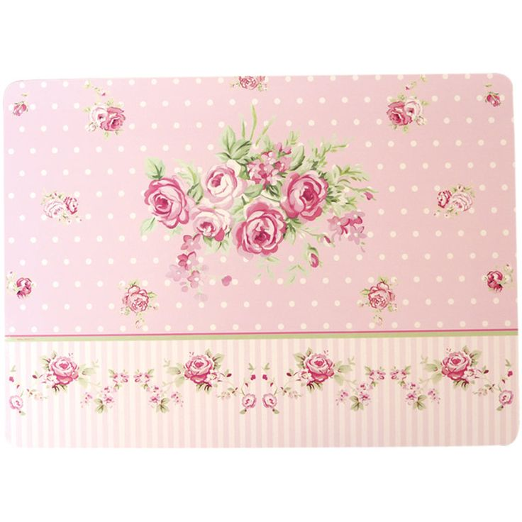 SET 4 TOV. ROSE ROMANCE - ANGELICA HOME&COUNTRY euro 21,99