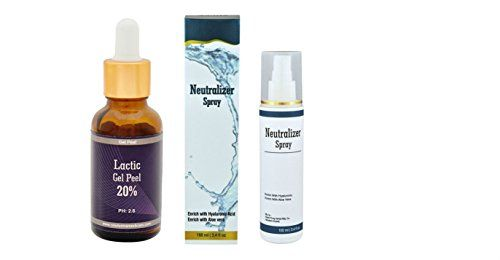 Lactic Acid Peel 20% with Neutralizer for Fairer Glowing ... http://www.amazon.in/dp/B01M70QG92/ref=cm_sw_r_pi_dp_x_kEZuzb26QBSW8