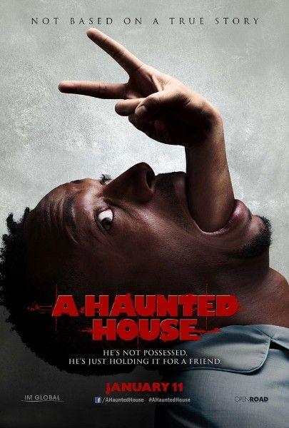 A Haunted House starring Marlon Wayans
