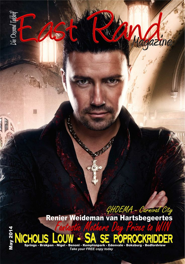 May 2014 Cover Nicholis Louw
