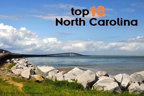 Top 10 Things for Families to do in North Carolina | TrekarooTrekaroo