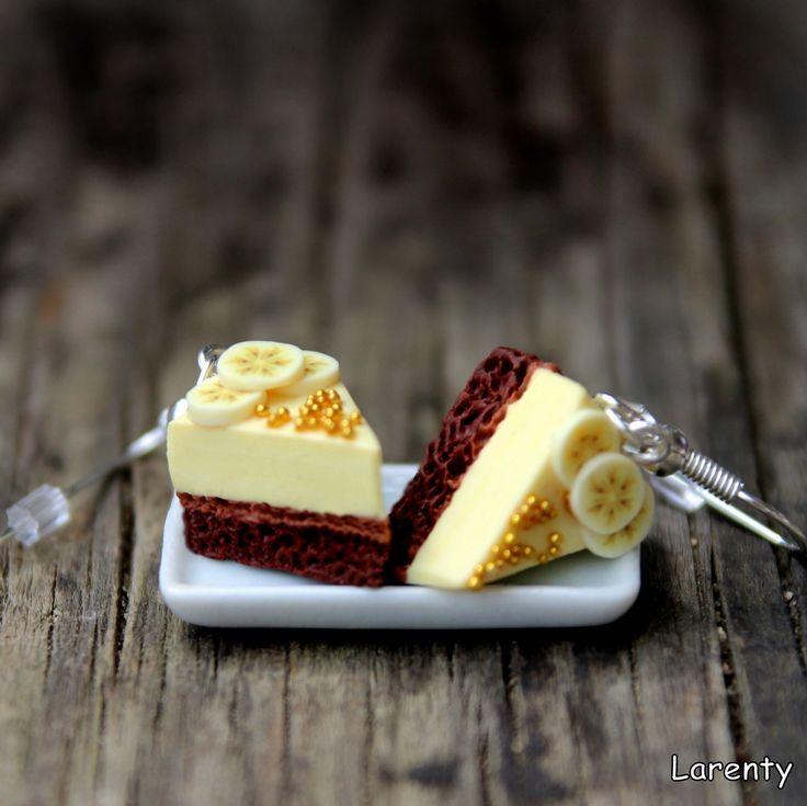 BANÁNOVÝ krémový dort