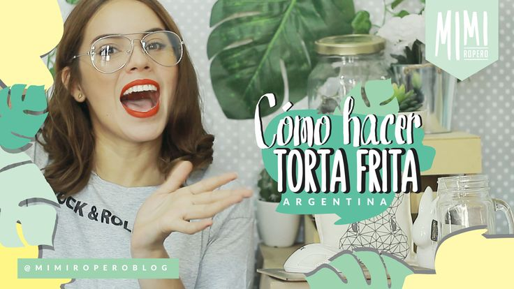 Como hacer tortas fritas Argentina >>> https://www.youtube.com/watch?v=JwQVnbh_dOw&t=19s