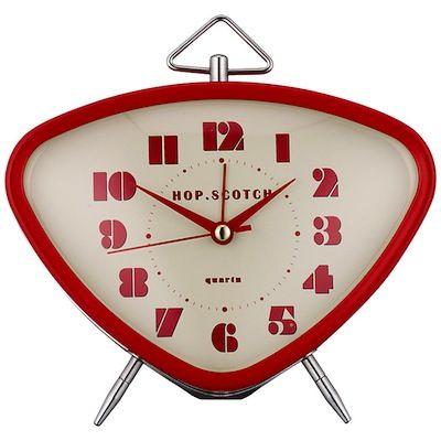 London Clock retro skittles alarm clock