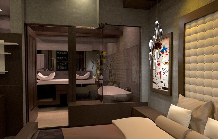 Sustainable Hotel Bathroom