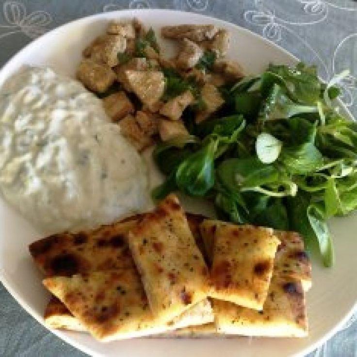 www.foodelicious.nl recepten kalkoensalade-met-raita