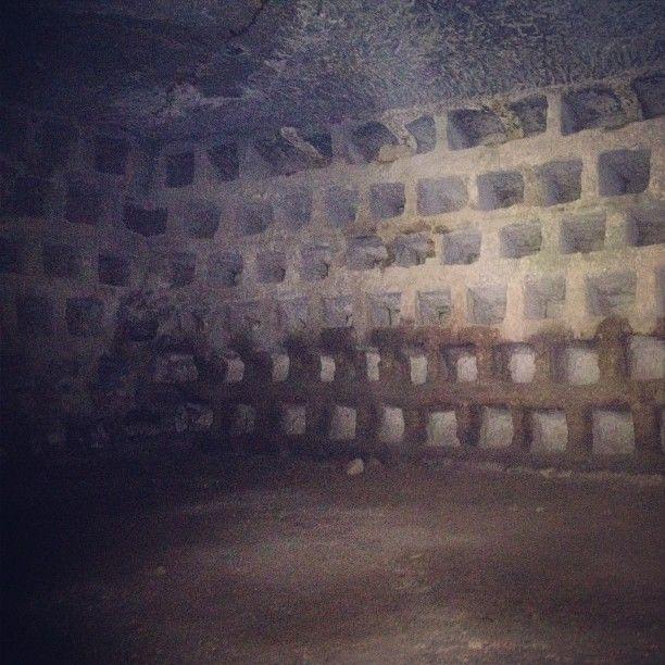 Colombari Necropoli Etrusche di Sovana