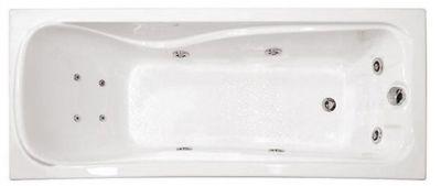 Гидромассажная ванна TRITON КЭТ 150х70 гидро, спинной массаж