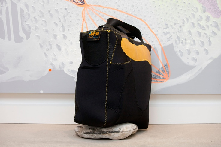 Recycle wetsuit bag