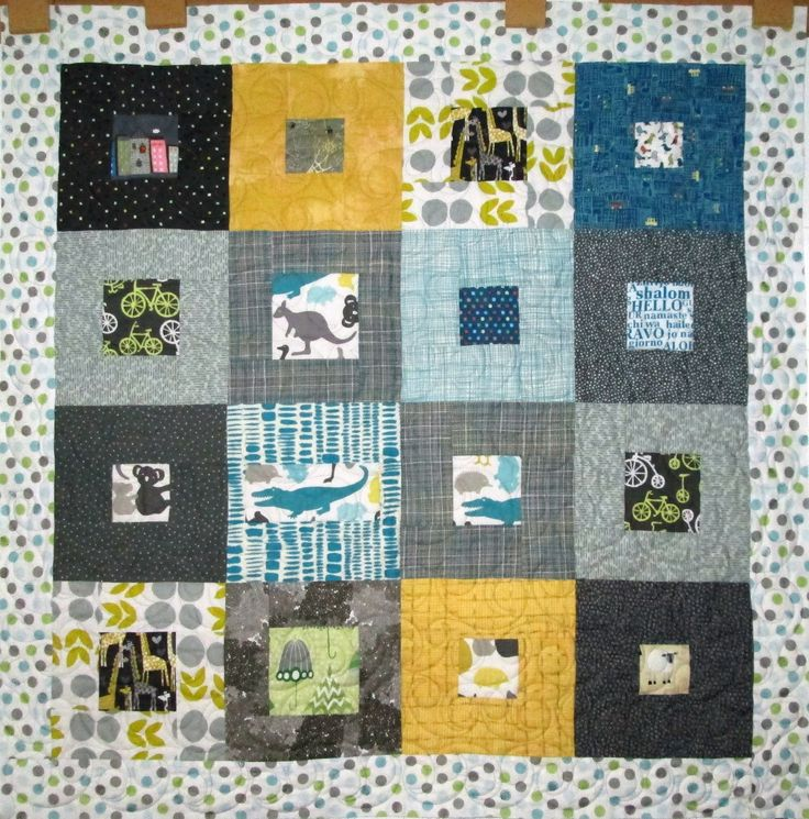 155 best SQUARE IN A SQUARE QUILTS images on Pinterest | Quilting ... : square quilt - Adamdwight.com