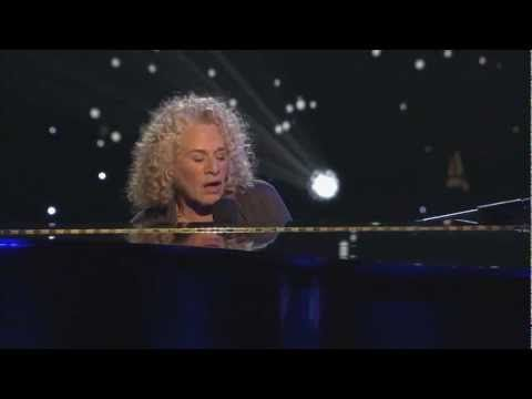 """Carole King performs her hit """"Beautiful"""" as a bonus """"MDA SHOW OF STRENGTH Extras"""" segment. The 2012 MDA SHOW OF STRENGTH aired Sunday, Sept. 2, 2012."""