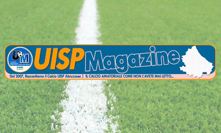 UISP Magazine: Nell'anno del Decennale, Ci siamo rifatti il Look...